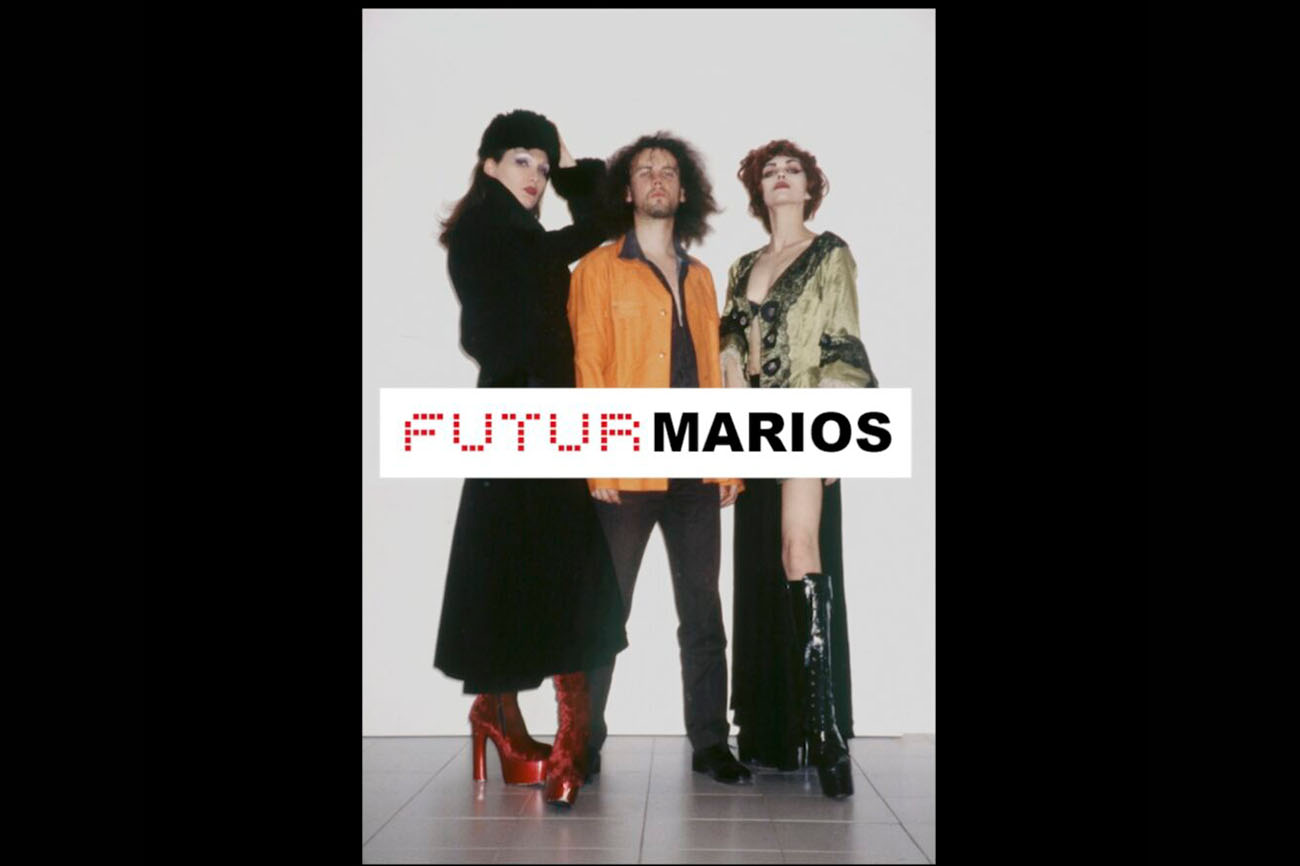 FuturMARIOS - MARIOS e FuturDome - evento - arte e moda - 2020