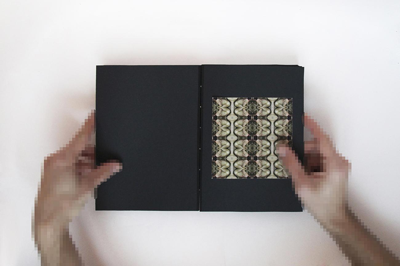 Libro d'artista - Marco Siciliano mostra - residenza d'artista - 2020 - Futurdome