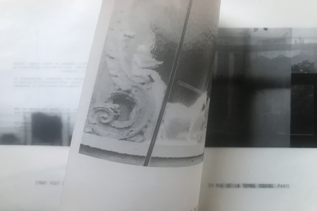 Libro d'artista - Marco Siciliano mostra - residenza d'artista